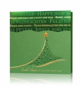 Novoroční přání - PF 2018 - P817