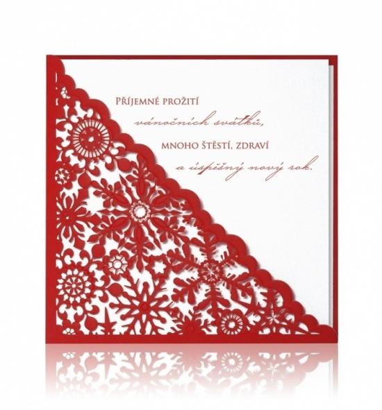 Novoroční přání - PF 2018 - P805