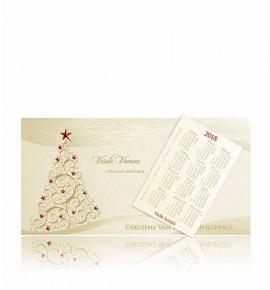 Novoroční přání - PF 2018 - P624