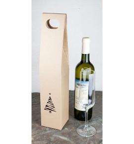 Krabice na víno - KVH003