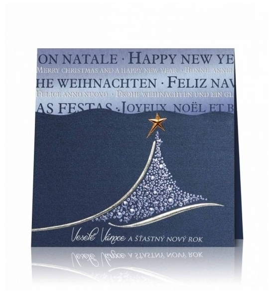 Novoroční přání - PF 2018 - P865