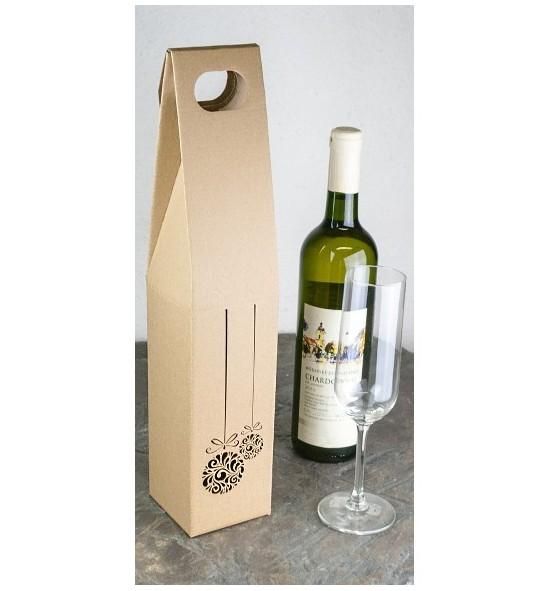 Krabice na víno - KVH009