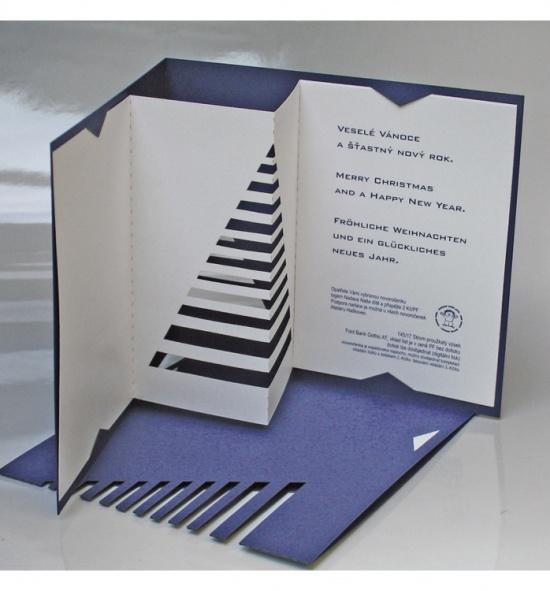 Novoroční přání - PF 2021 – H17-145