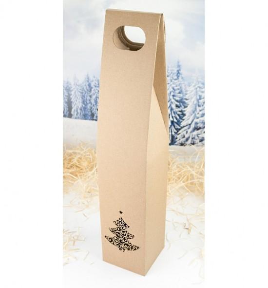 Krabice na víno - KVH706