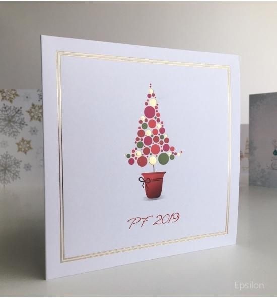 Novoroční přání - PF 2019 - N918