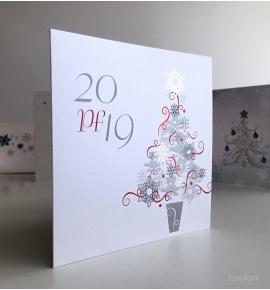 Novoroční přání - PF 2019 - N923