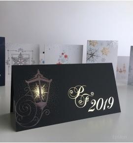 Novoroční přání - PF 2019 - N928