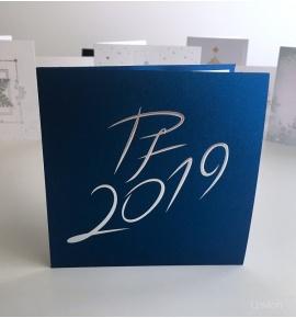 Novoroční přání - PF 2019 - N943