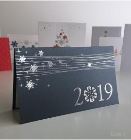 Novoroční přání - PF 2019 - N910
