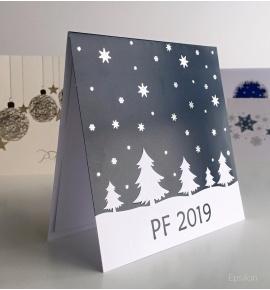 Novoroční přání - PF 2019 - N931