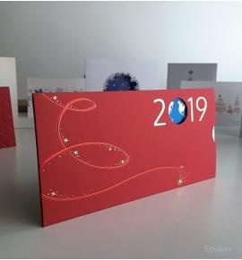 Novoroční přání - PF 2019 - N932