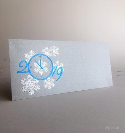 Novoroční přání - PF 2019 - S37