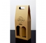 Dvojitá krabice na víno - DKVH911
