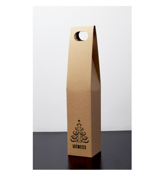 Krabice na víno - KVH916
