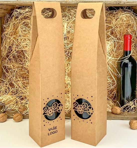 Krabice na víno - KVH9004-90