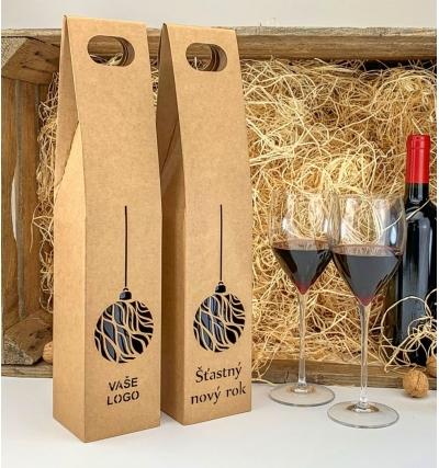 Krabice na víno - KVH9006-90