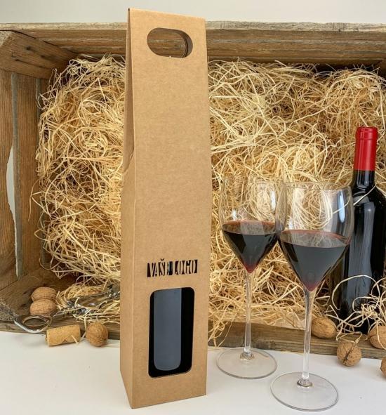 Krabice na víno - KVH9014-90