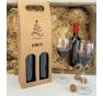 Krabice na víno - KVH9003 - 2 lahve