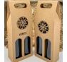 Krabice na víno - KVH9007 - 2 lahve