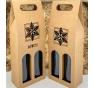 Krabice na víno - KVH9010 - 2 lahve