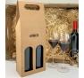 Krabice na víno - KVH9014 - 2 lahve