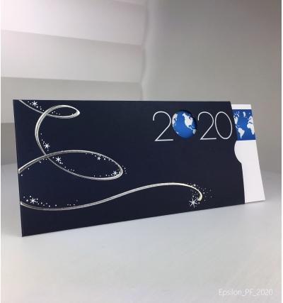 Novoroční přání - PF 2020 – N2011