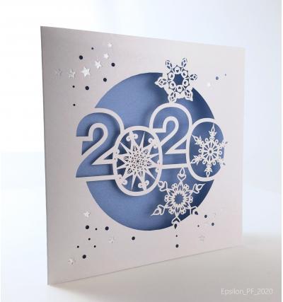 Novoroční přání - PF 2020 – N2016