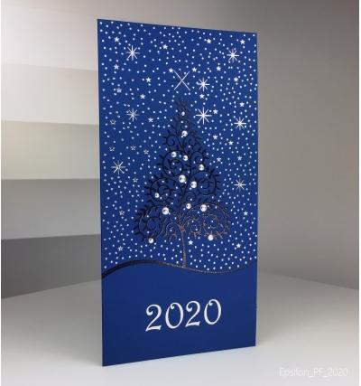 Novoroční přání - PF 2020 – N2029