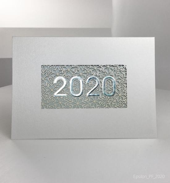 Novoroční přání - PF 2020 – N2033