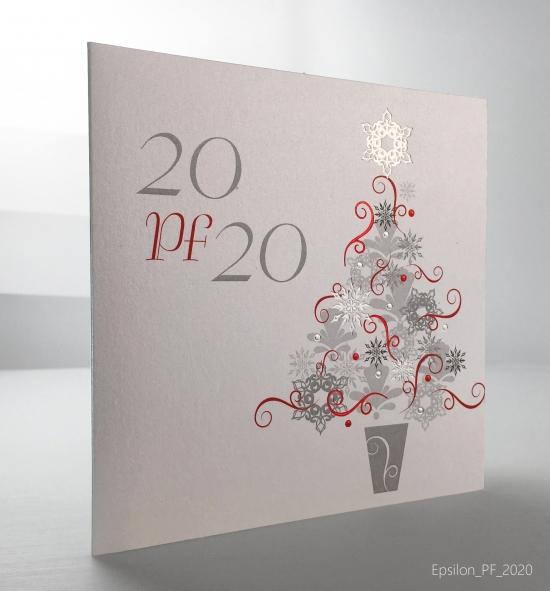 Novoroční přání - PF 2020 – N2040