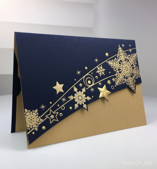 Novoroční přání - PF 2020 – N2043