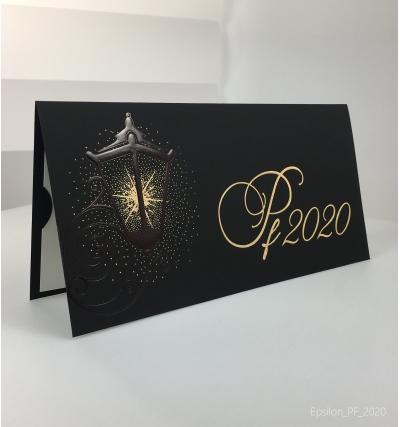 Novoroční přání - PF 2020 – N2046