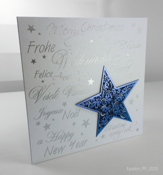 Novoroční přání - PF 2020 – S35