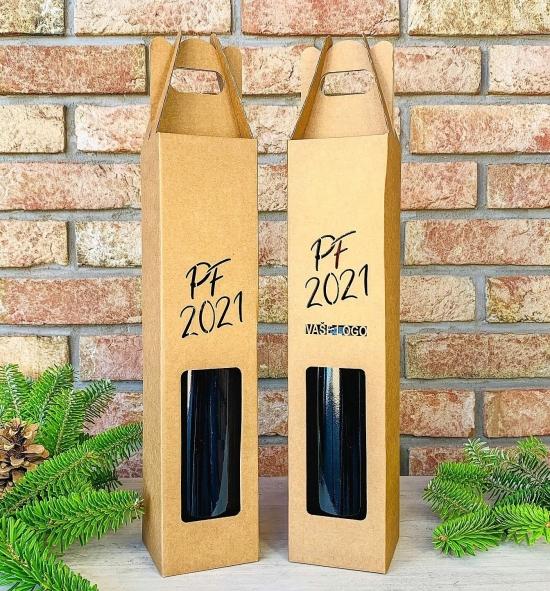 Krabice na víno - K78-0005