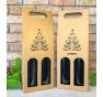 Krabice na víno - K71-2103 - 2 láhve