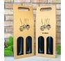 Krabice na víno - K71-2136 - 2 láhve