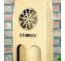 Krabice na víno - K71-9007 - 2 láhve