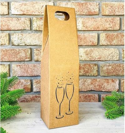 Krabice na šumivé víno - K75-0007