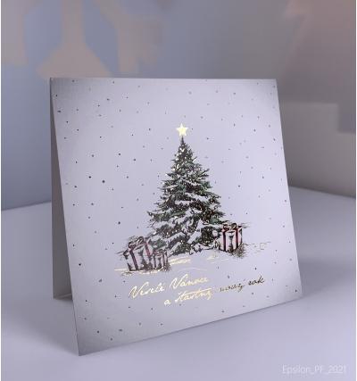 Novoroční přání - PF 2021 – N2109
