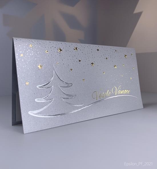 Novoroční přání - PF 2021 – N2112