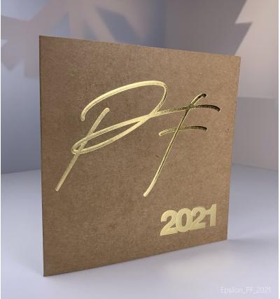 Novoroční přání - PF 2021 – N2117