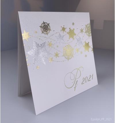 Novoroční přání - PF 2021 – N2126