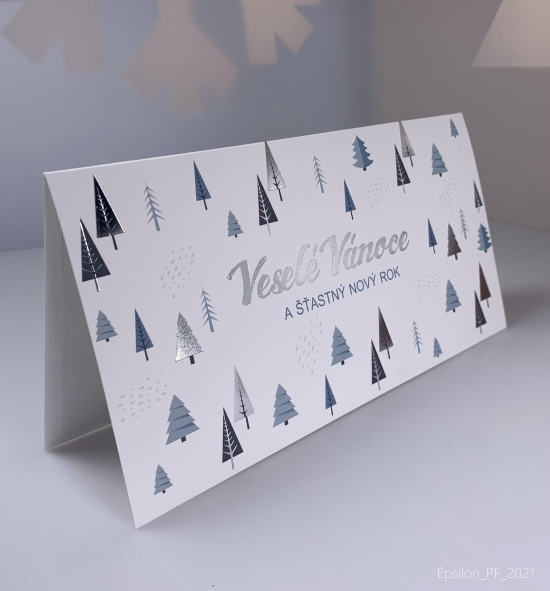 Novoroční přání - PF 2021 – N2133