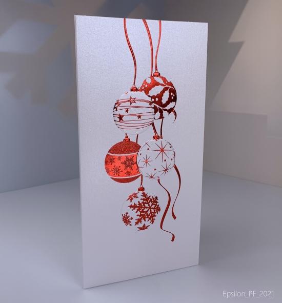 Novoroční přání - PF 2021 – N2136