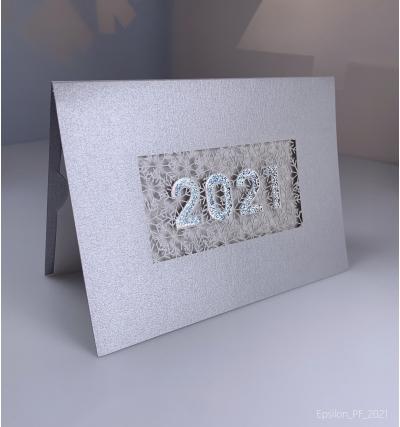 Novoroční přání - PF 2021 – N2143