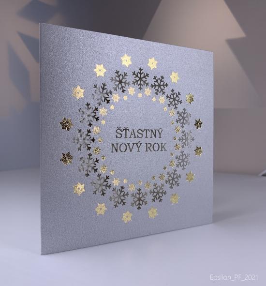 Novoroční přání - PF 2021 – N2146