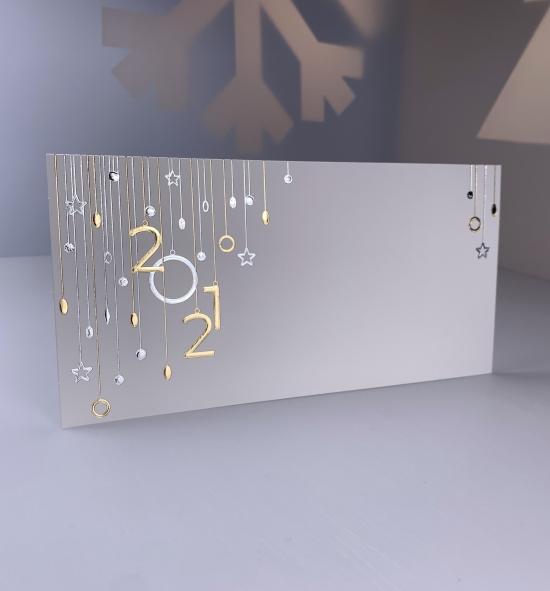 Novoroční přání - PF 2021 – N2113