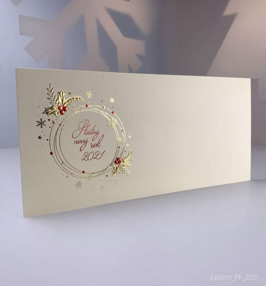 Novoroční přání - PF 2021 – S14