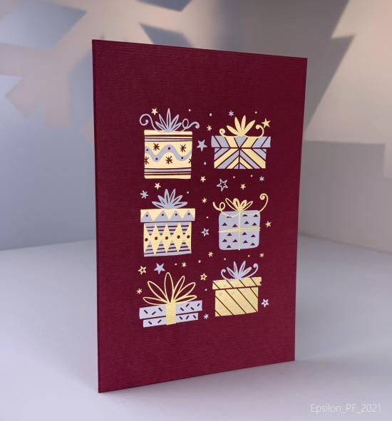 Novoroční přání - PF 2021 – S16