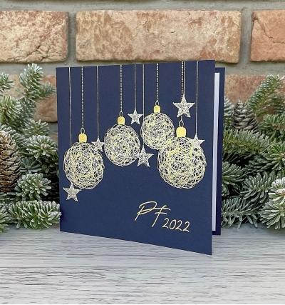 Novoroční přání - PF 2022 – N2215